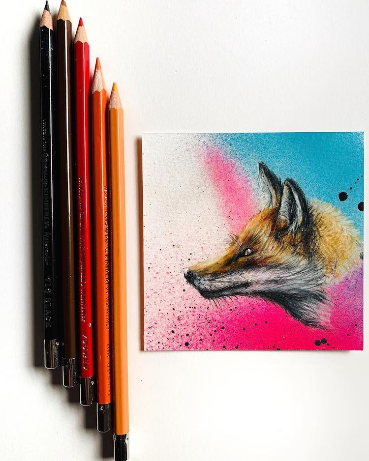 Fox Illustration by Jonathan Martinez