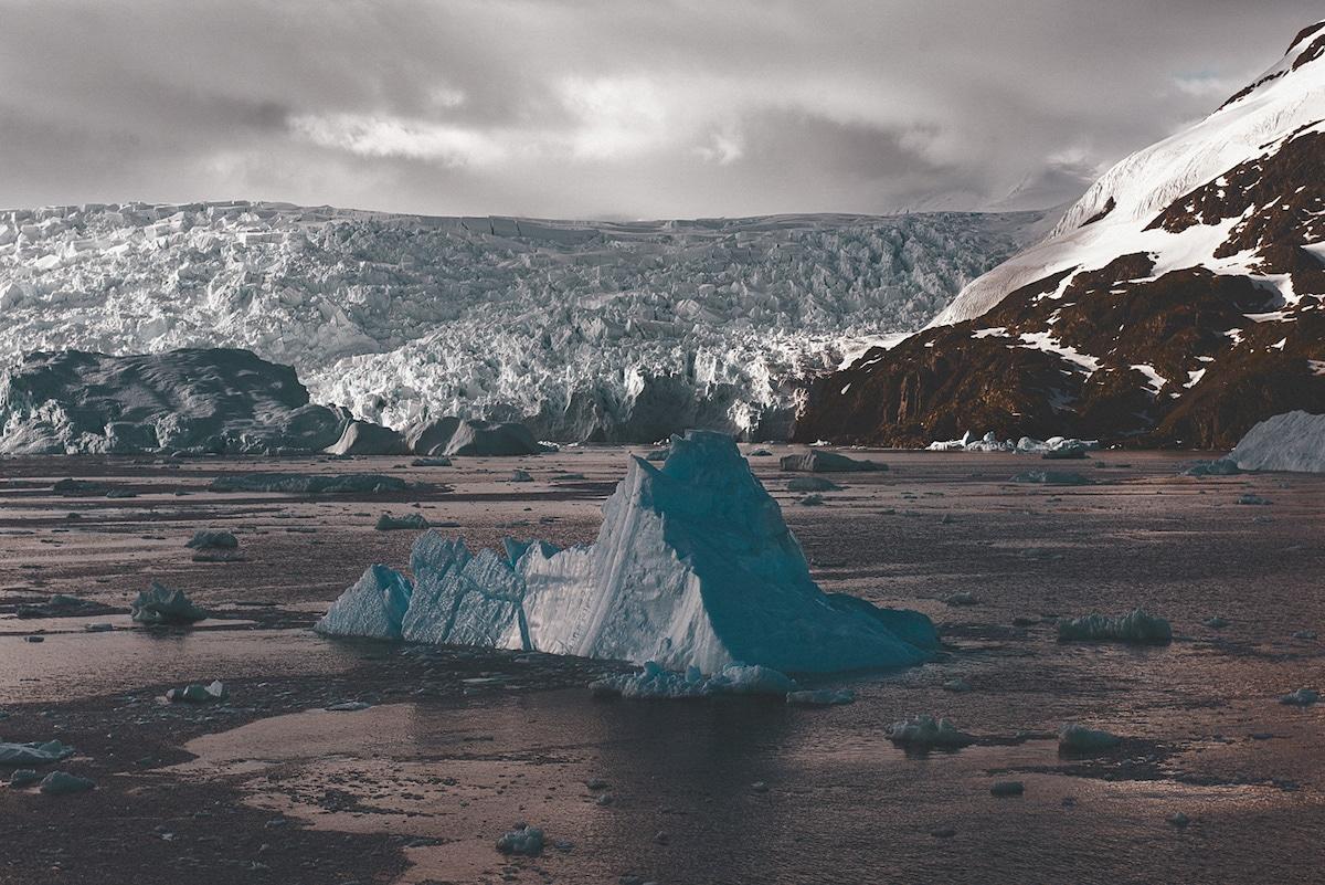 Cierva Cove in Antarctica