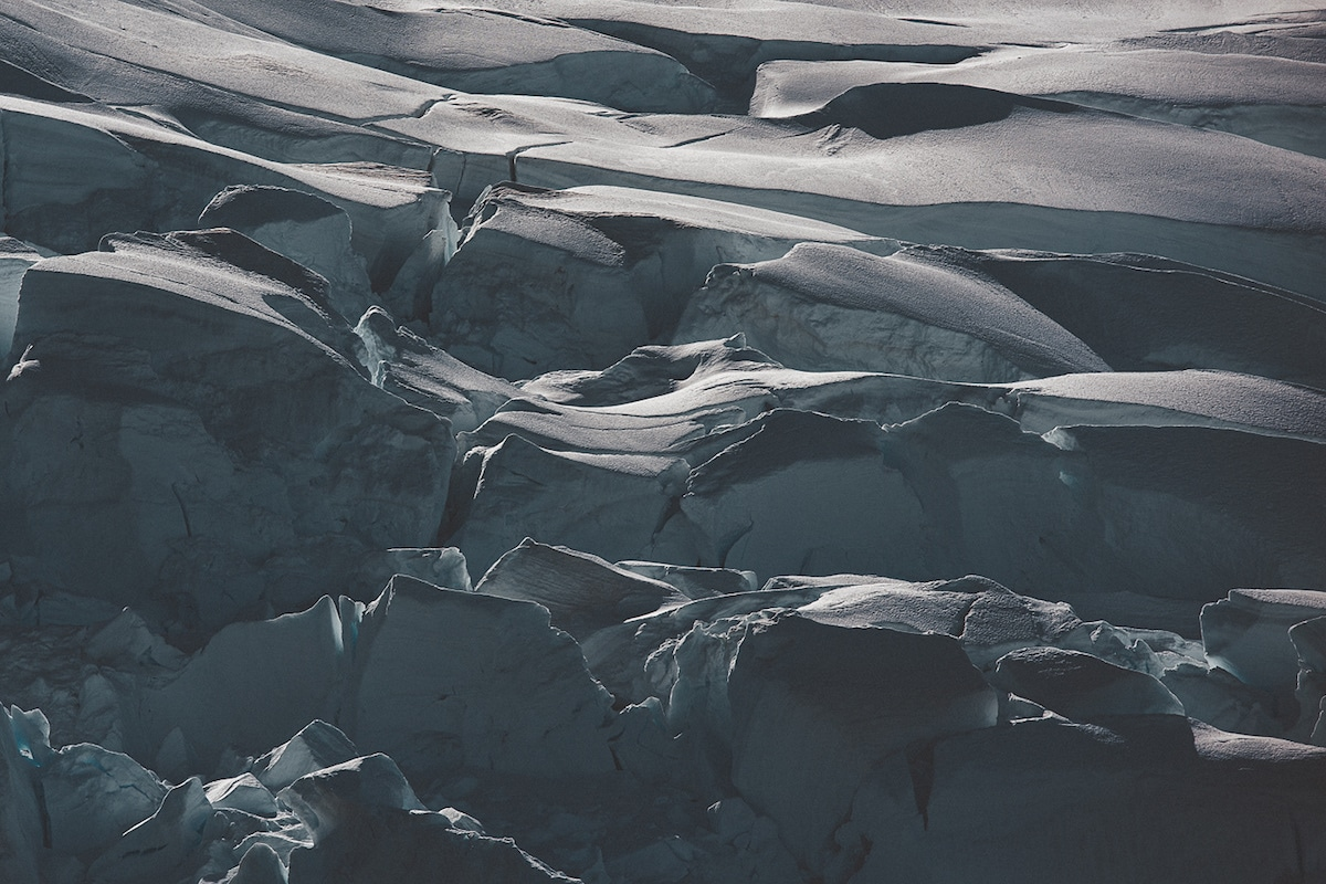 Landscape Photography of Antarctica