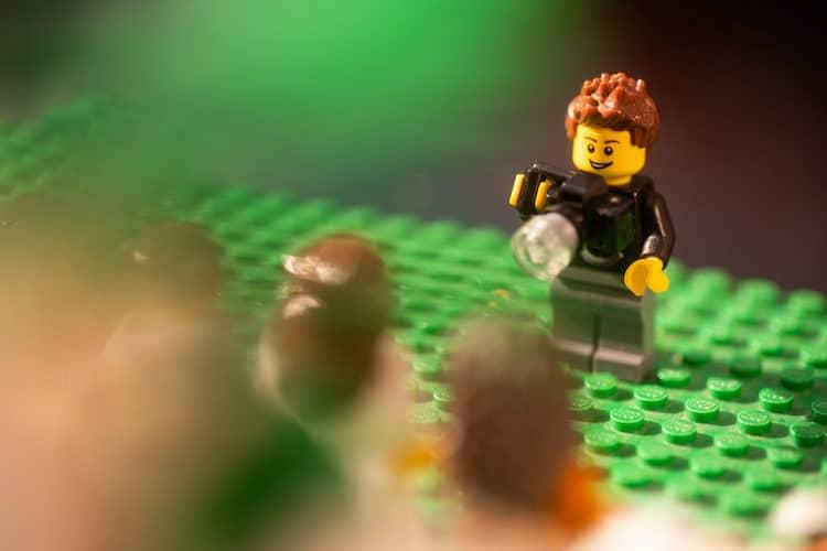 Fotos de LEGO