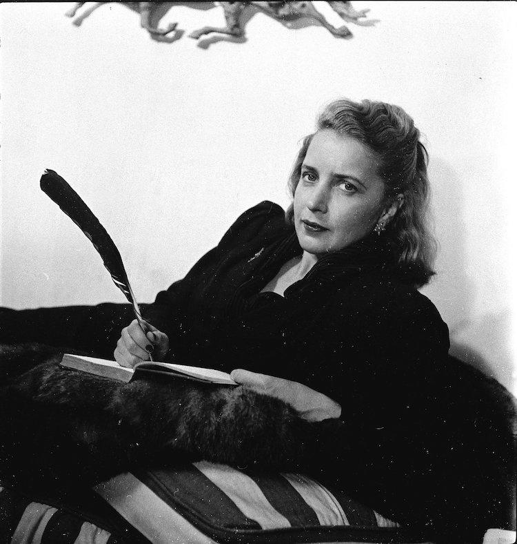 Margaret Wise Brown Portrait