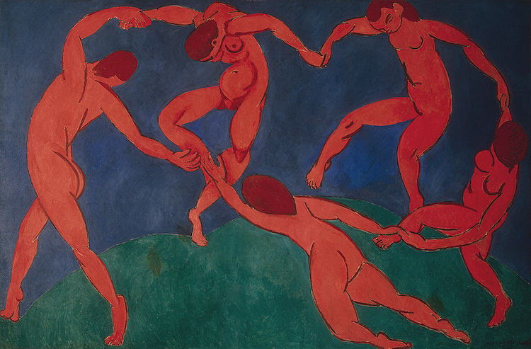 The Dance by Matisse