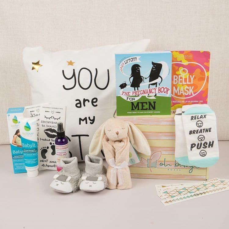 Prenatal Subscription Box