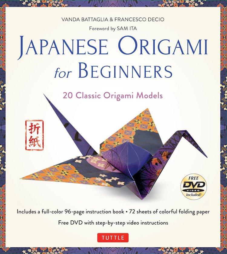 Origami Kit by Vanda Battaglia