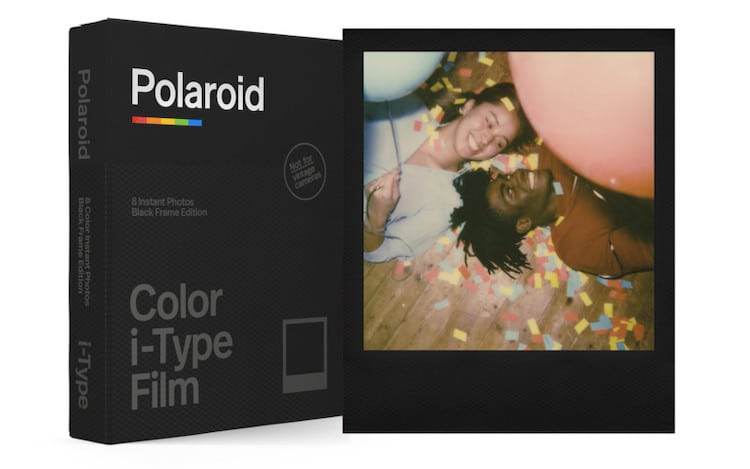 Black Frame i-Type Instant FIlm