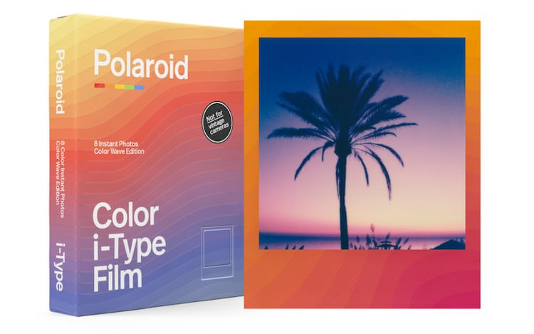 Color Wave i-Type Instant FIlm