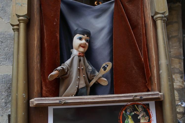Guignol Puppet