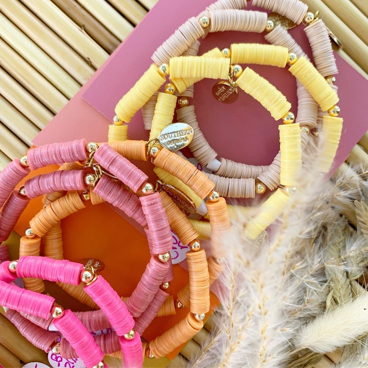 Bracelets Made from Recycled Materials