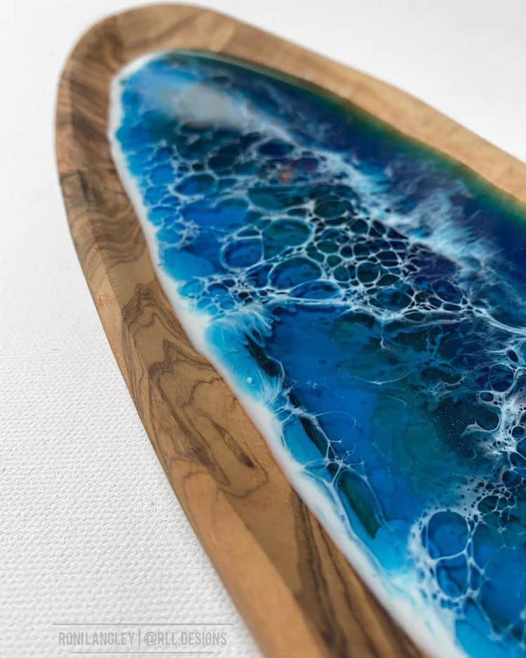 Ocean Inspired Art
