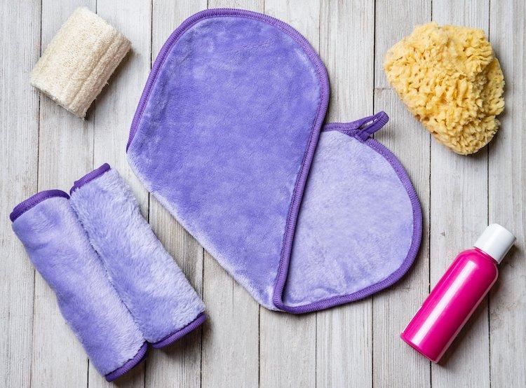 Reusable Makeup Towels