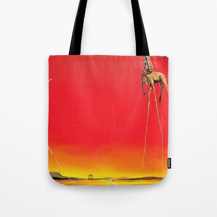 bolsa de Salvador Dali