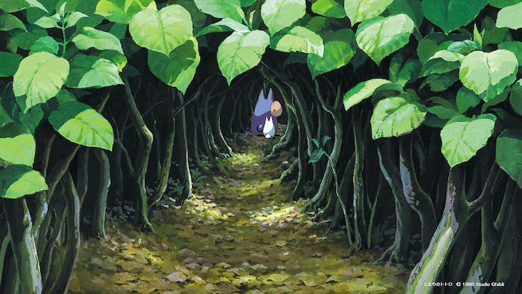 Studio Ghibli Virtual Backgrounds