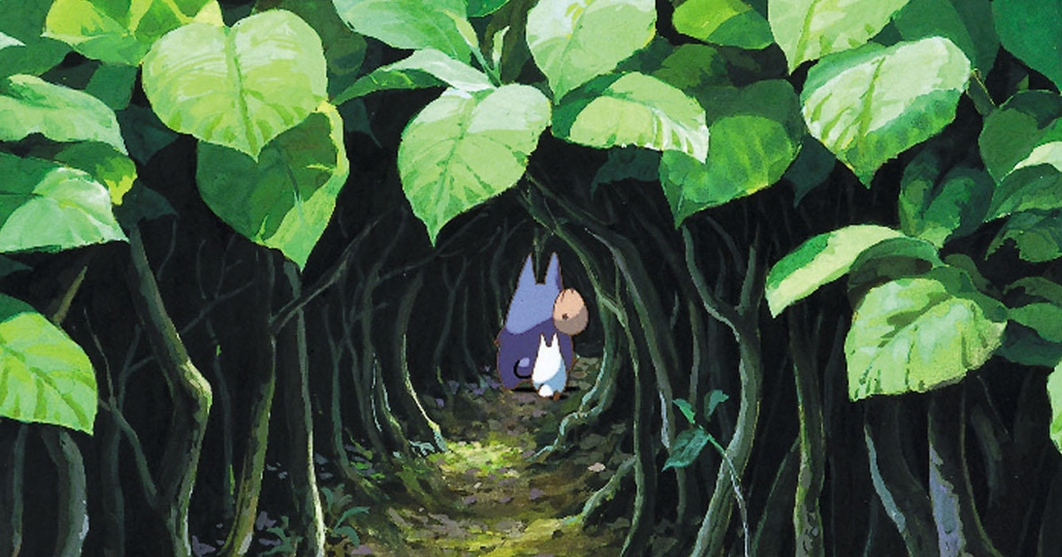 Free Studio Ghibli Virtual Backgrounds For Video Conferencing