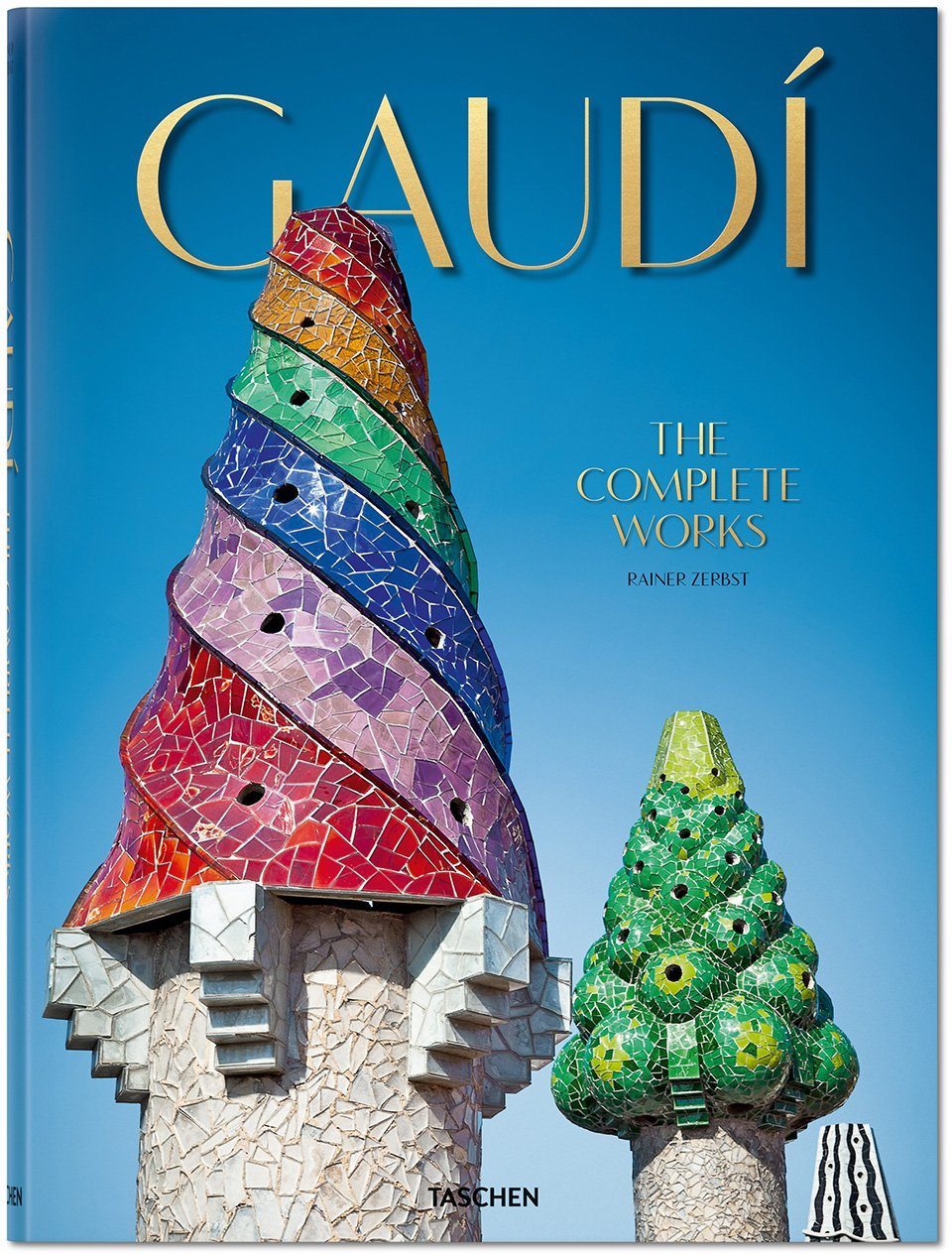 Cover of Gaudi. The Complete Works Book