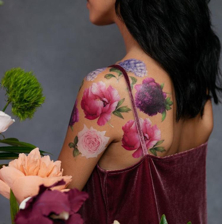 Eco Friendly Temporary Tattoos