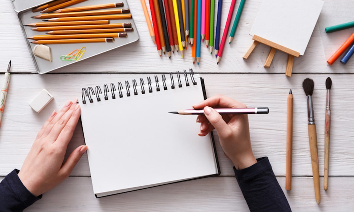 30+ Things to Draw While at Home During COVID-19 Lockdowns