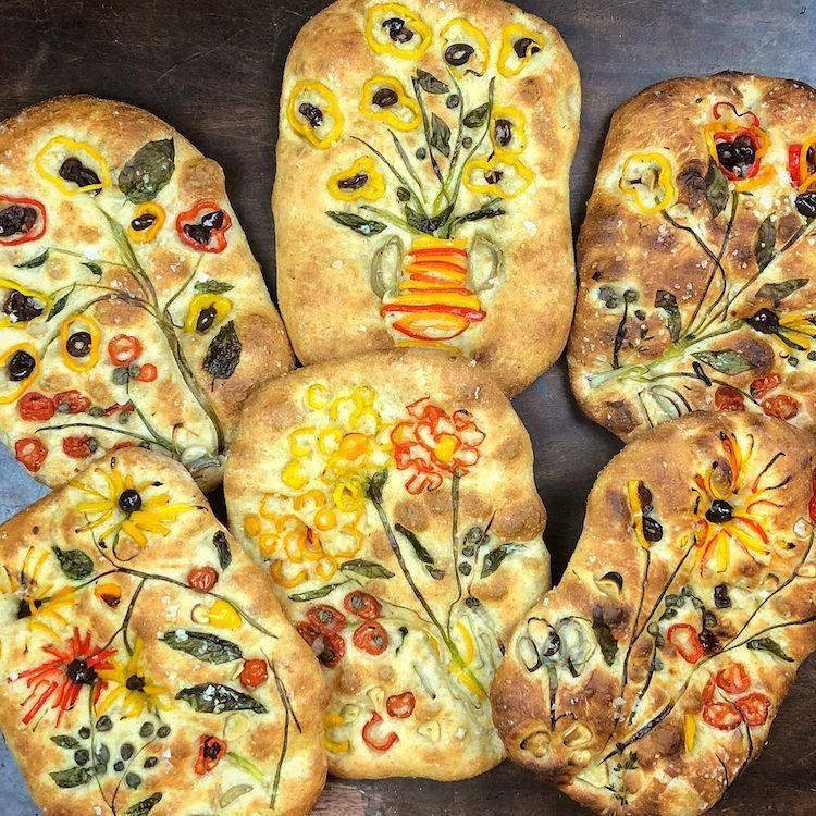 arte con pan