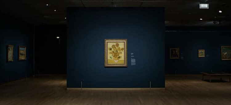 Vincent van Gogh Museum of Amsterdam