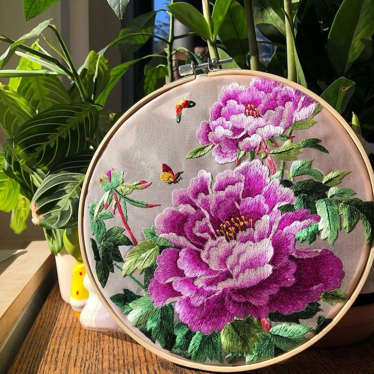 Chinese Embroidery by Yingifts