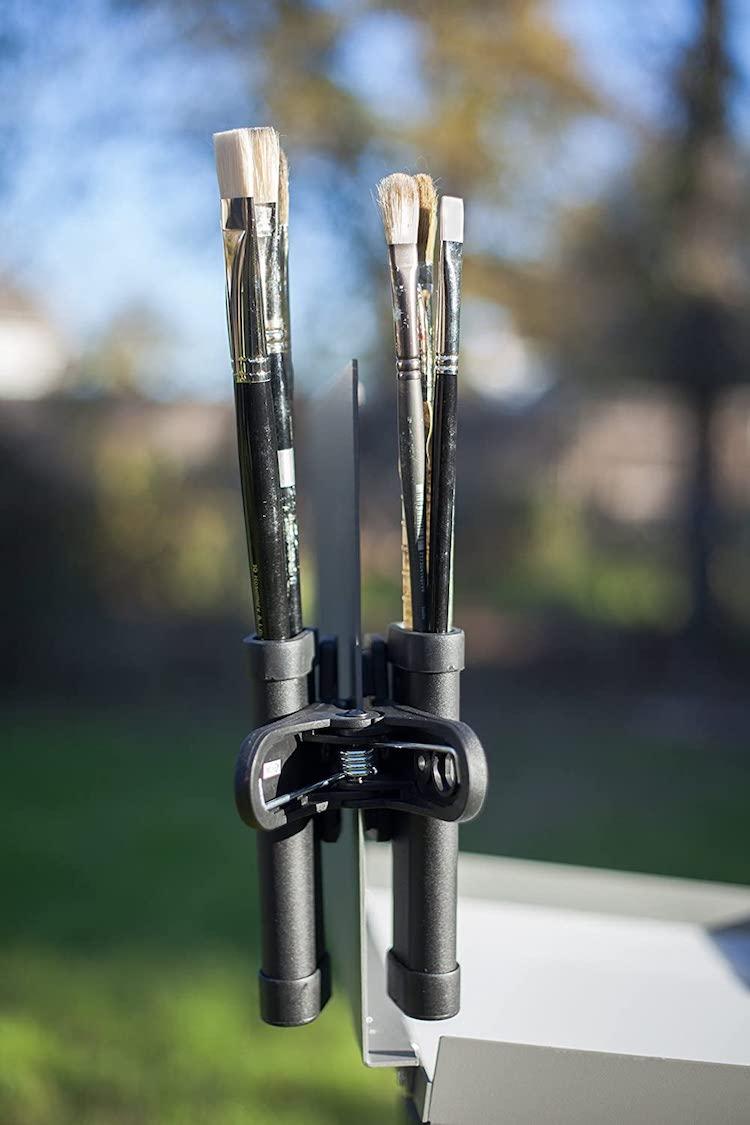 Brush Clip Holders