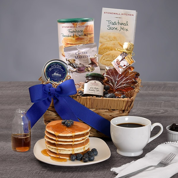 Father's Day Gourmet Breakfast Basket