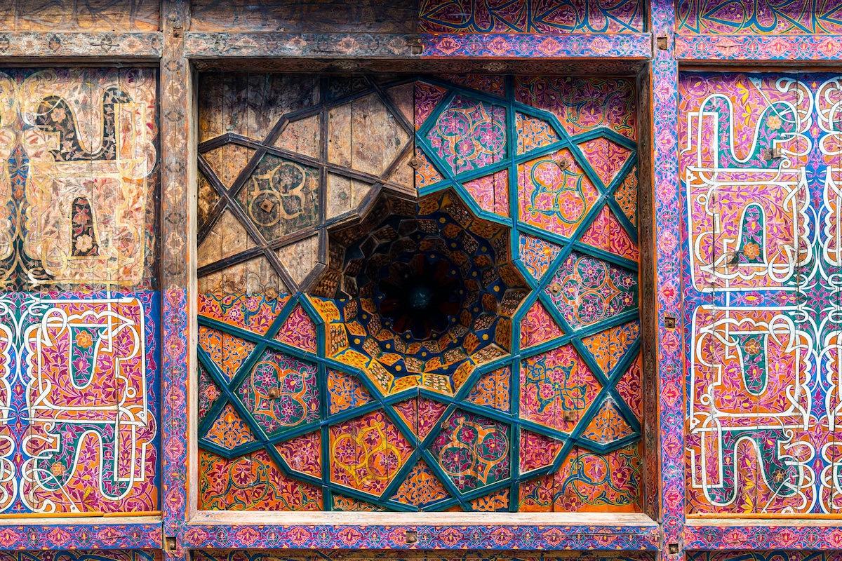 techos de Uzbekistan por Christopher Wilton-Steer