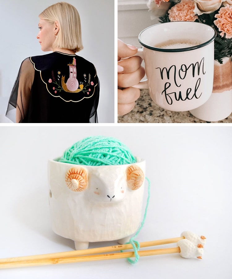 Creative Etsy Gifts for Mother's Day