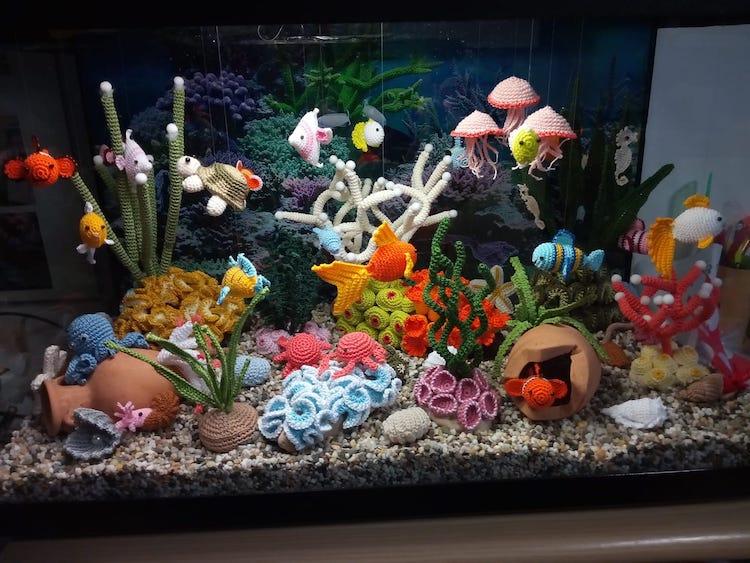 Amigurumi Fish
