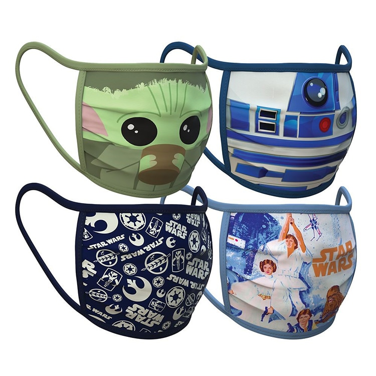 Disney's Star Wars Face Mask Bundle