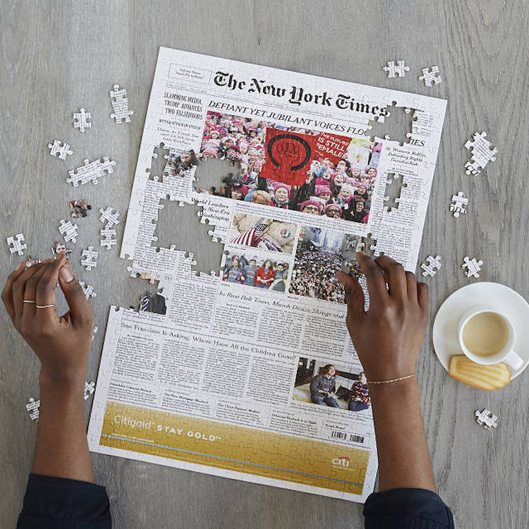 New York Times Puzzle