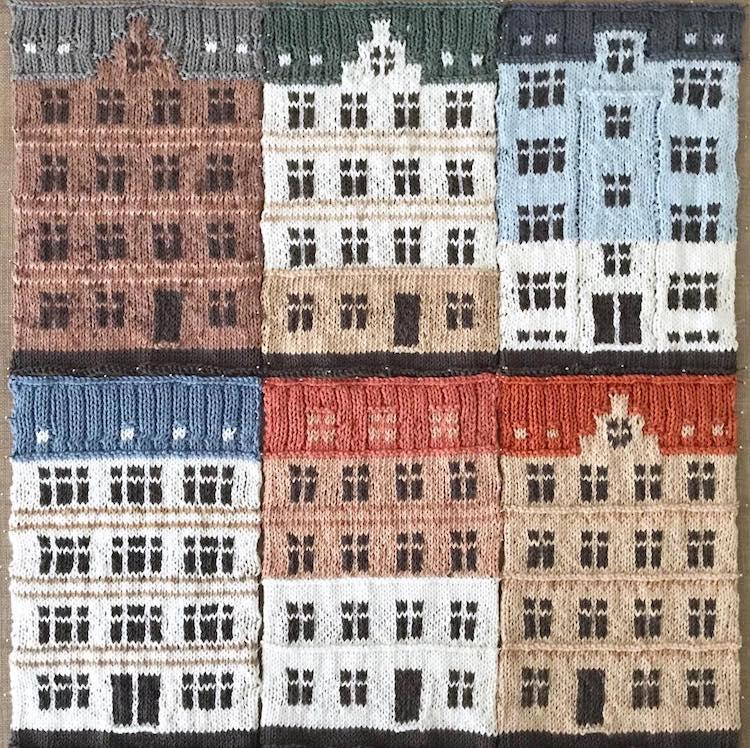 Architecture Knits by Jake Henzler