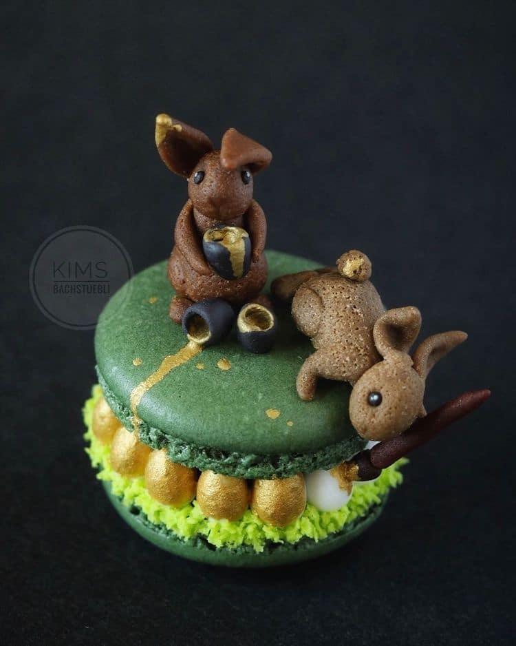 Food Art Macaron