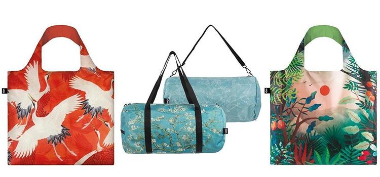 bolsas reutilizables de LOQI