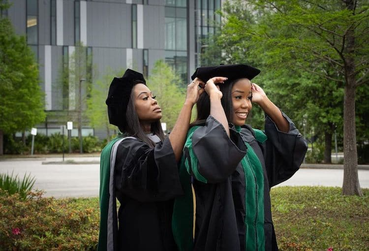 Mother and Daughter Finish Medical School Together