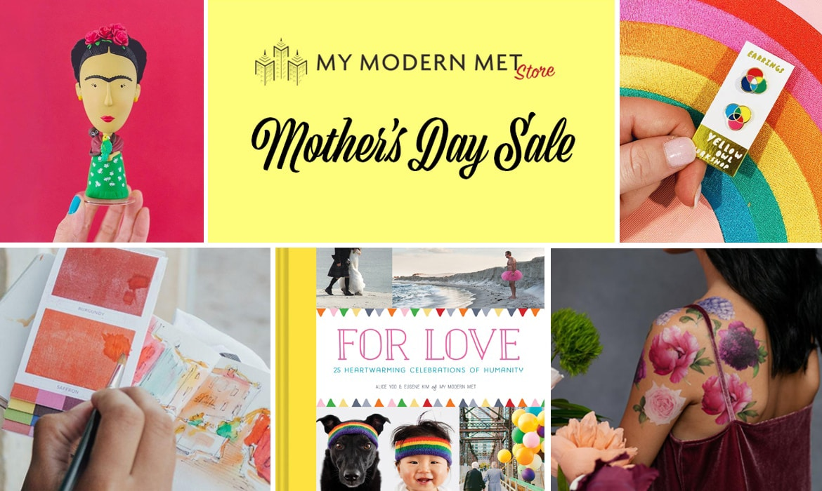 Mother's Day Sale at My Modern Met Store