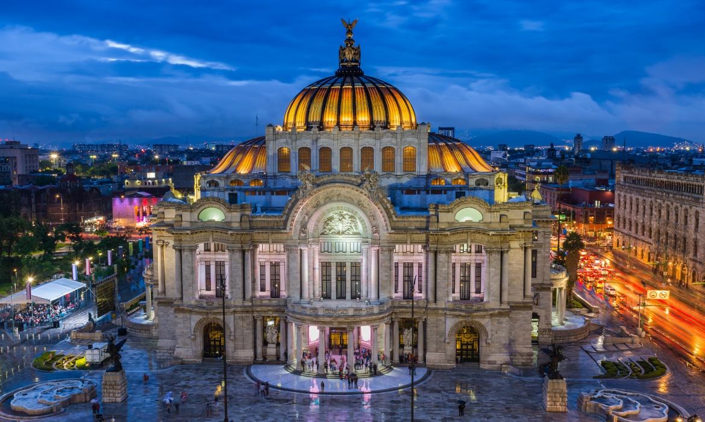 La Ciudad de México es perfecta para proveer la ambiguedad a los nacidos bajo el signo de Virgo.