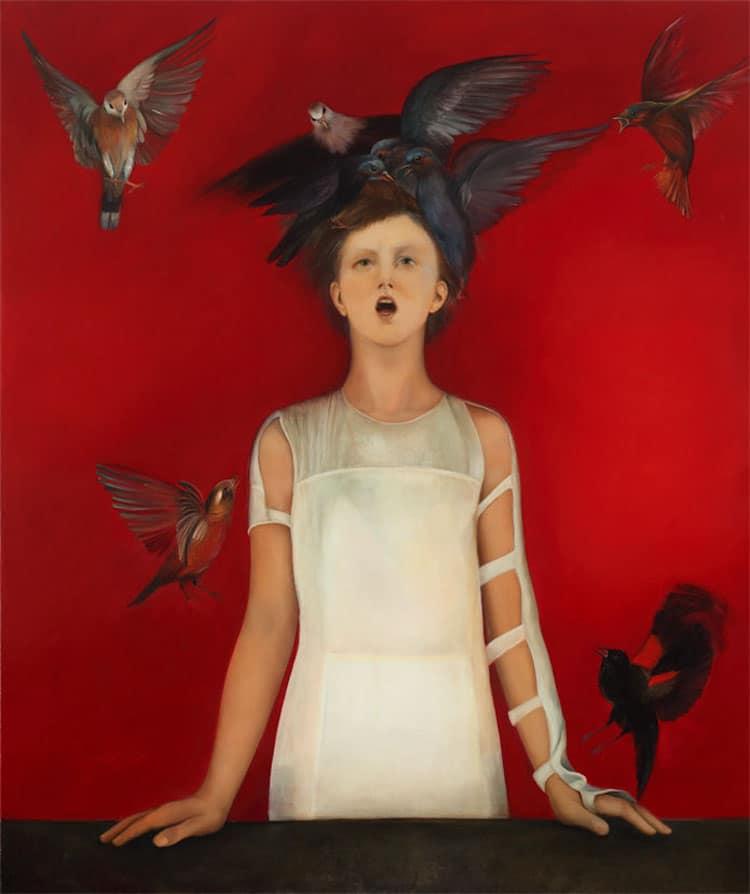 pintoras argentinas Norma Bessouet