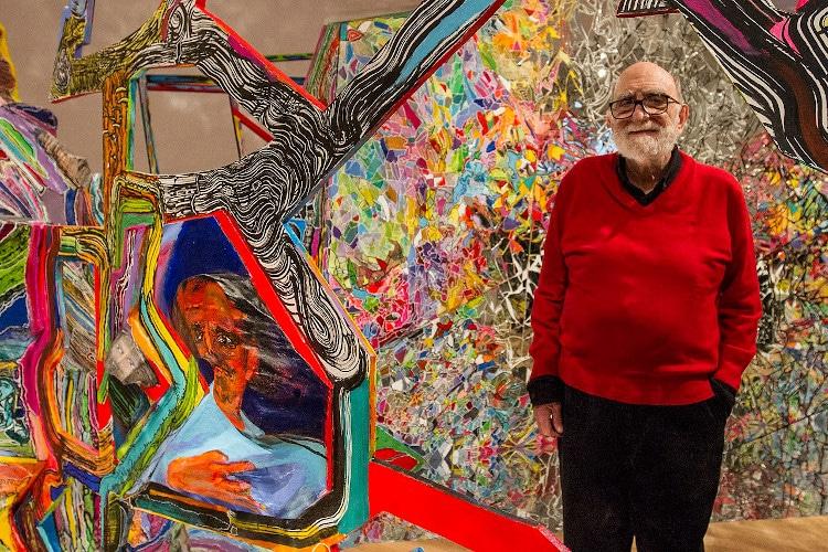 pintores argentinos Luis Felipe Noé