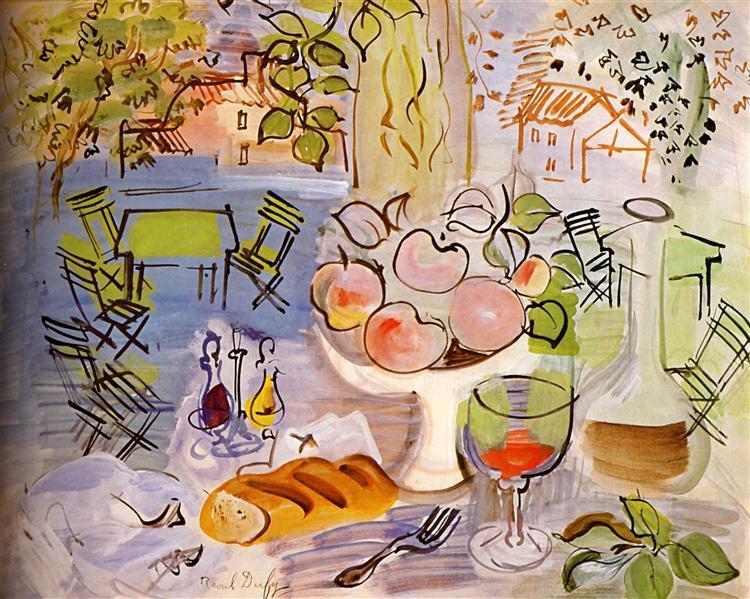 Raoul Dufy Still Life