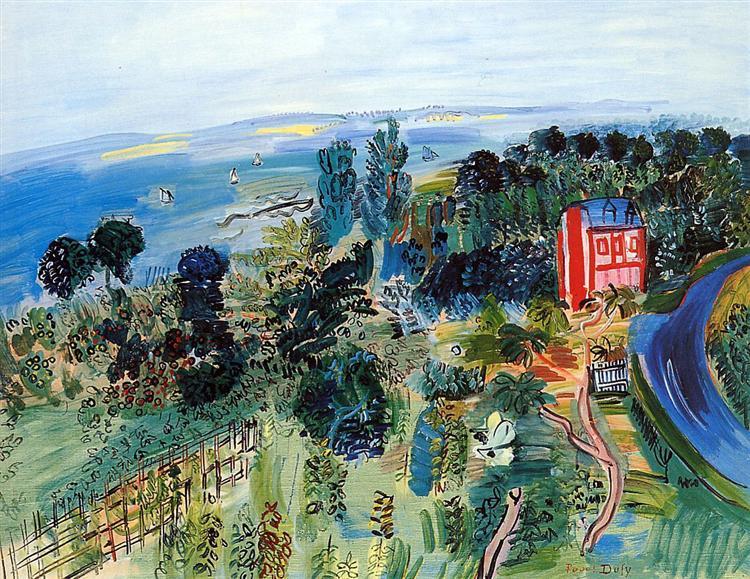 Raoul Dufy Villerville