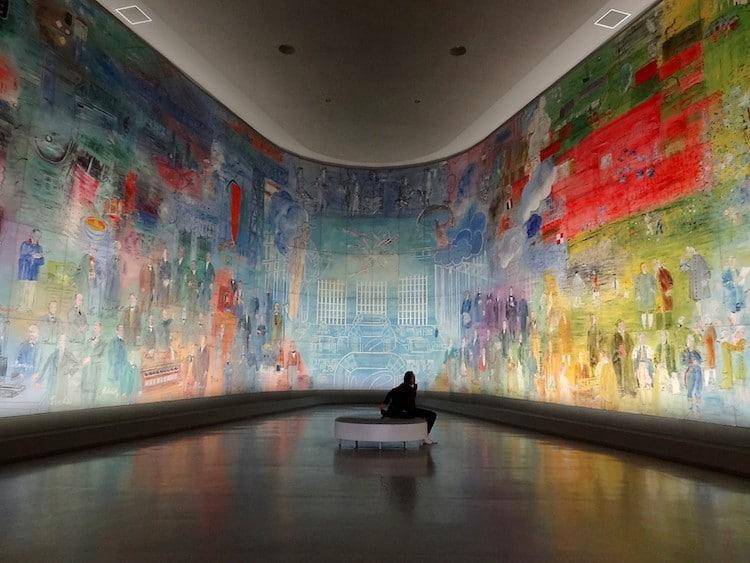 Raoul Dufy, La Fée Electricite