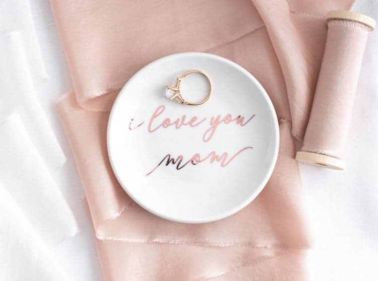 Ring Dish for Mom