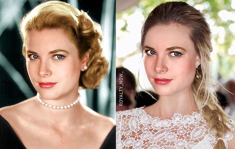 Grace Kelly Reimagined as Modern-Day Figure by Royalty Now