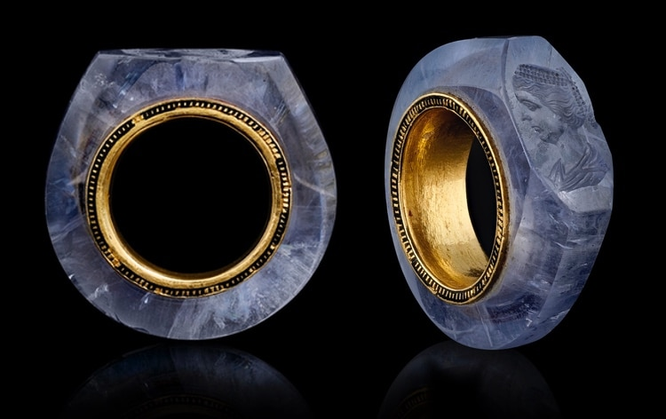 Sapphire Ring from the Marlborough Collection