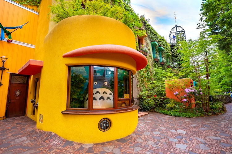 Studio Ghibli Museum Virtual Tour