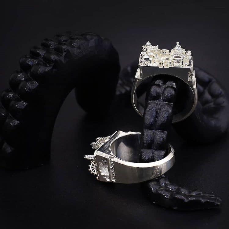 Teti anillo de roma Art is Therapy