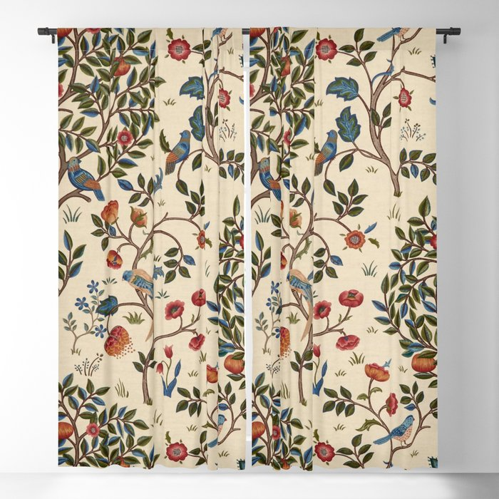 William Morris Blackout Curtains