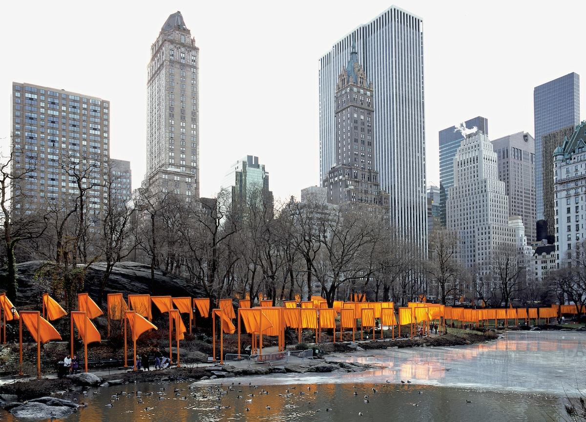 The Gates, Central Park, Nueva york