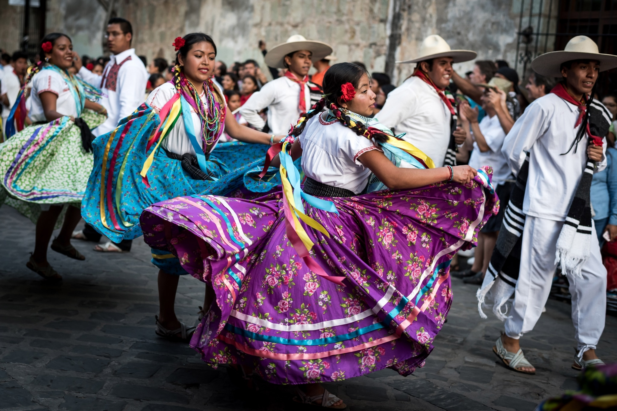 Guelaguetza en Oaxaca