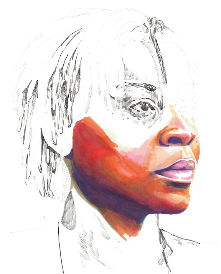 Adrian Brandon Portrait Art